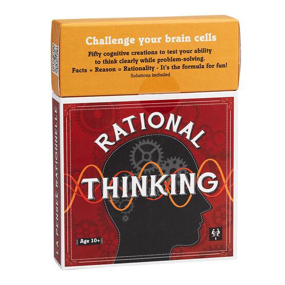 Rational Thinking Brain Training Game