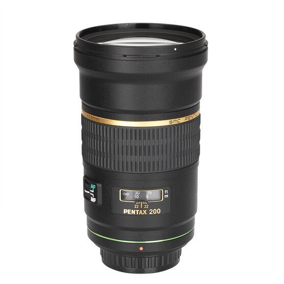 Pentax DA 200mm f/2.8 SDM Lens