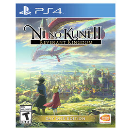 Pre Order: PS4 Ni no Kuni II - Revenant Kingdom