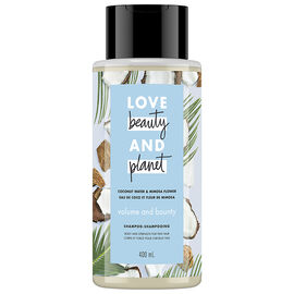 Love Beauty And Planet Volume & Bounty Shampoo - Coconut Water & Mimosa Flower - 400ml