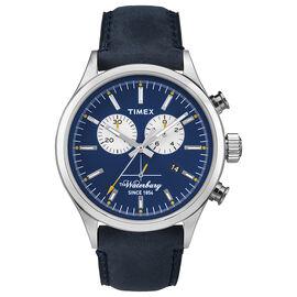Timex Fashion Chronograph Watch - Blue - TW2P75400AW