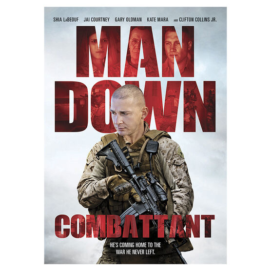 Man Down - DVD