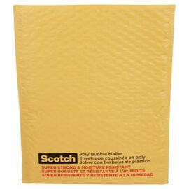 Scotch Plastic Bubble Mailer Envelope