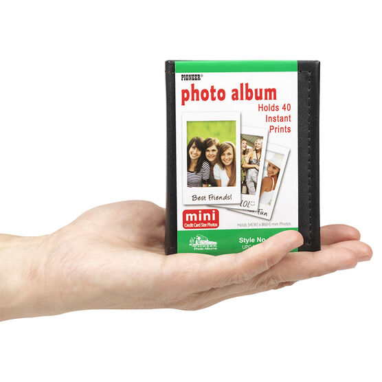 Pioneer 1-UP Mini Instant Album - Assorted Colours - ISO40