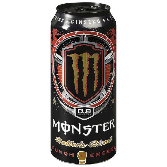 Monster Energy Drink Baller's Blend - 473ml