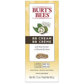Burt's Bees BB Cream - Light to Medium - 48.1g