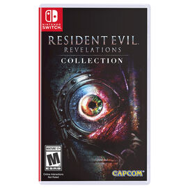 PRE ORDER: Switch Resident Evil Revelations Collection