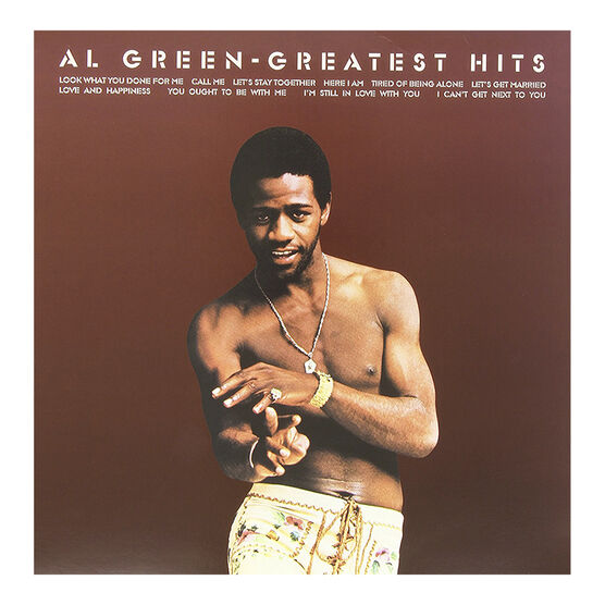 Al Green - Greatest Hits (Remastered) - 180g Vinyl