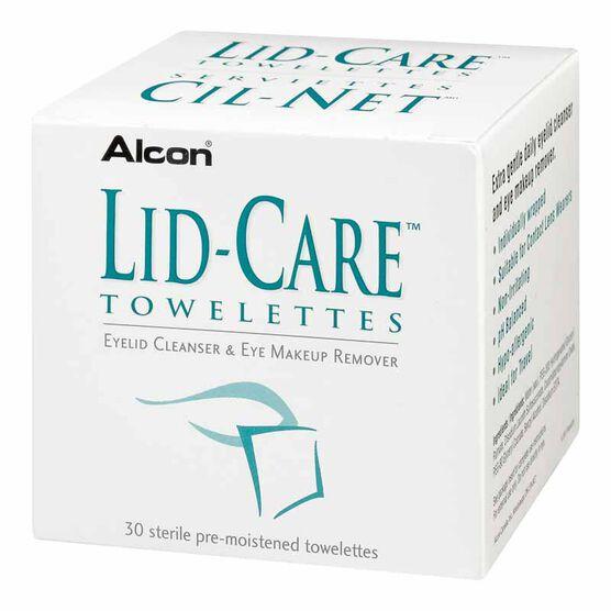 Lid-Care Towelett