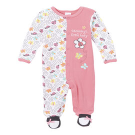 Baby Mode Little Lady Coverall - 7613 - Assorted