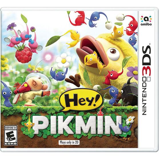 Nintendo 3DS Hey Pikmin