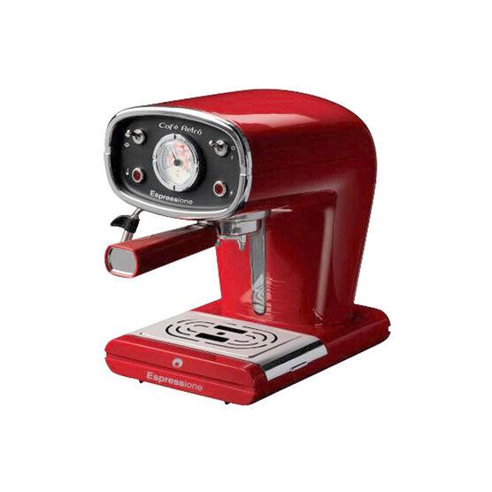 Espressione Café - Retro Red - 1388R