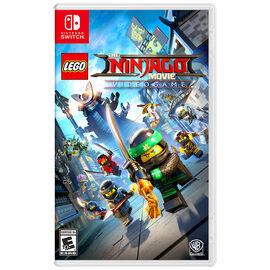 Switch Lego Ninjago Movie Video Game
