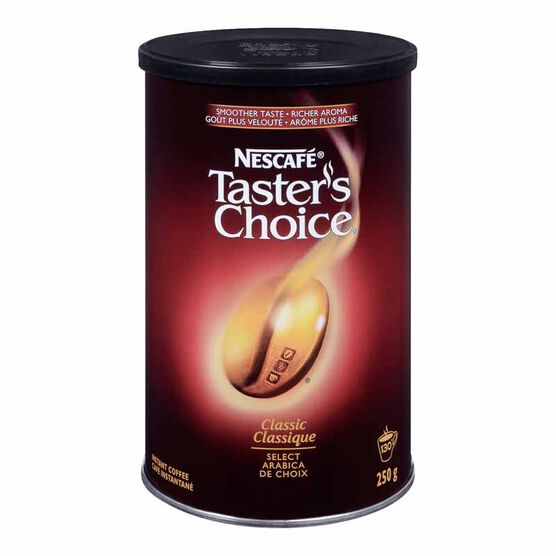 Nescafe Tasters Choice - Classic -  250g