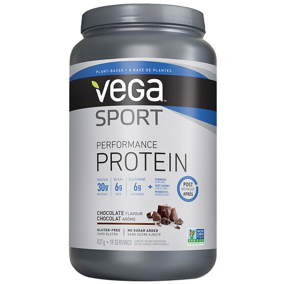 Vega Sport Performance Protein Post Workout - Chocolate - 837g