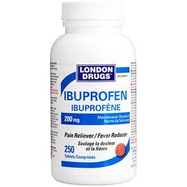 London Drugs Ibuprofen - 200mg/250's
