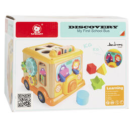 Discovery My First Wooden School Bus
