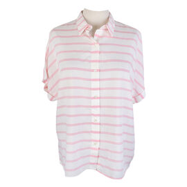 Lava Short Sleeve Woven Shirt - Rosa - Assorted