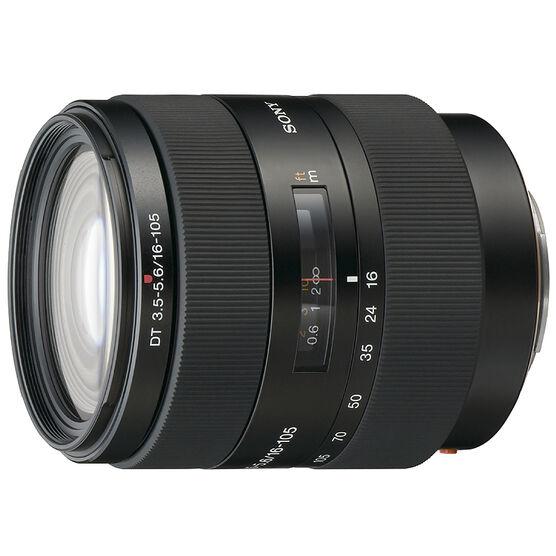 Sony 16-105mm f/3.5-5.6 DT Zoom Lens - SAL16105