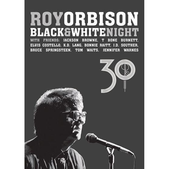 Roy Orbison: Black and White Night - CD + Blu-ray