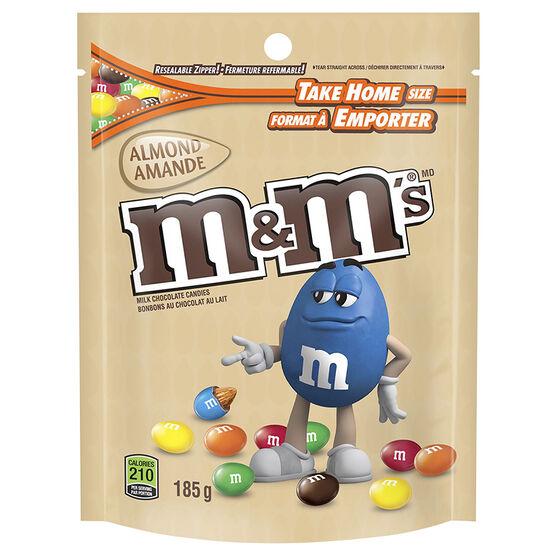 M&M's - Almond - 185g