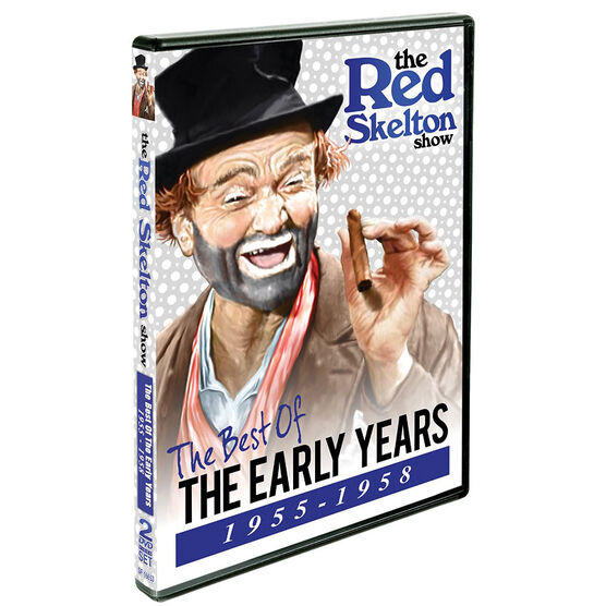 The Red Skelton Show: The Best of the Early Years - 1955-1958 - DVD