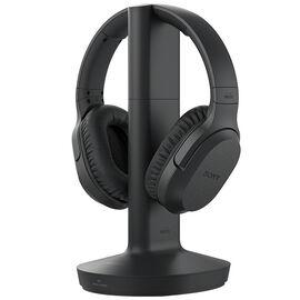 Sony RF Wireless Home Theatre Headphones - Black - MDRRF995RK