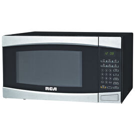 RCA 1.4 cu.ft. Microwave - Stainless - RMW1414SS