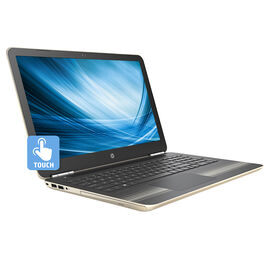 HP Pavilion 15.6inch Notebook 15-aw020ca - Gold - W7B73UA#ABL