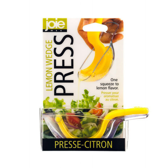 Joie MSC Lemon Wedge Press