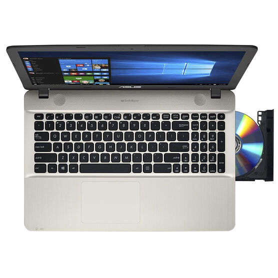 ASUS R541NA Thin Laptop - 15 Inch - Intel Celeron - HD Display - R541NA-RS01