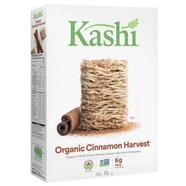 Kashi Organic Cinnamon Harvest Cereal - 460g