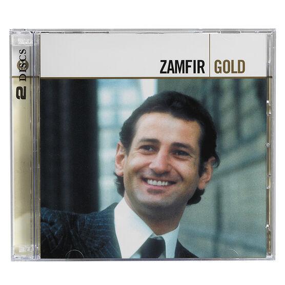 Zamfir - Gold - CD