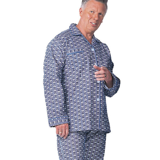 Silvert's Men's Flannel Pajamas - Small - XL