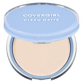 CoverGirl Clean Matte Pressed Powder Oil Control
