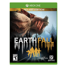 Xbox One Earthfall Deluxe Edition