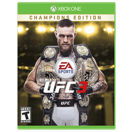 Xbox One EA Sports - UFC 3: Champions Edition