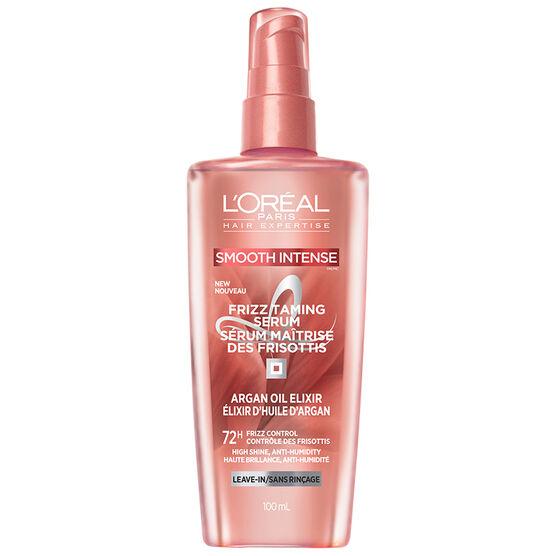L'Oreal Hair Expertise Smooth Intense Frizz Taming Serum - 100ml