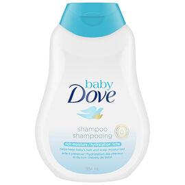 Baby Dove Tear Free Rich Moisture Baby Shampoo - 384ml