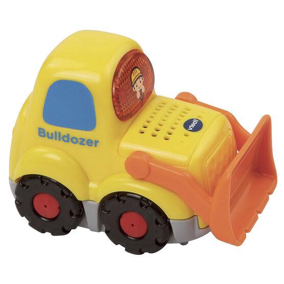VTech Go Go Smart Wheels - Bulldozer