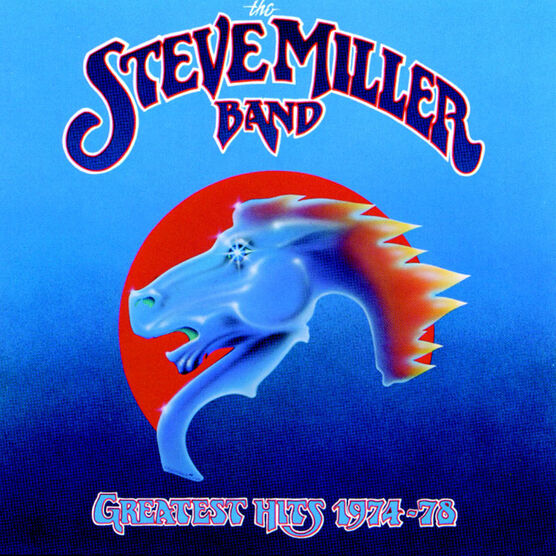 Steve Miller Band - Greatest Hits 1974-1978 - CD