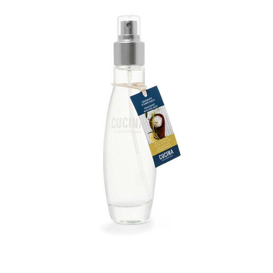 Fruits & Passion Cucina Room Spray - Sea Salt and Amalfi Lemon - 100ml