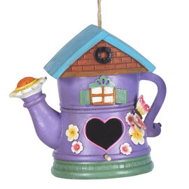 London Drugs Garden Birdhouse - Watering Can