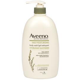 Aveeno Active Naturals Daily Moisturizing Body Wash - 975ml