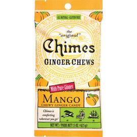 Chimes Ginger Chews - Mango - 42.5g