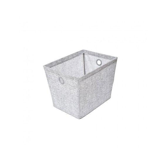 NeatFreak Pixel Storage Bins - Grey - Small