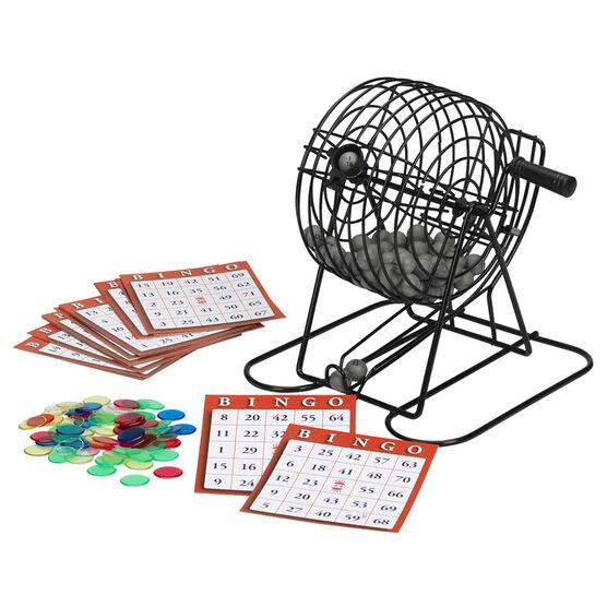 Deluxe Bingo Metal Cage Deluxe