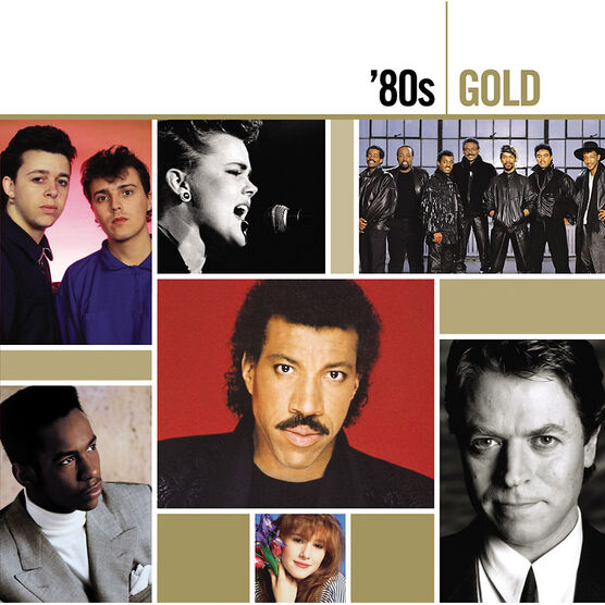 Various Artists - '80s Gold - CD