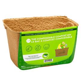 Green Lid Waste Bin - Large
