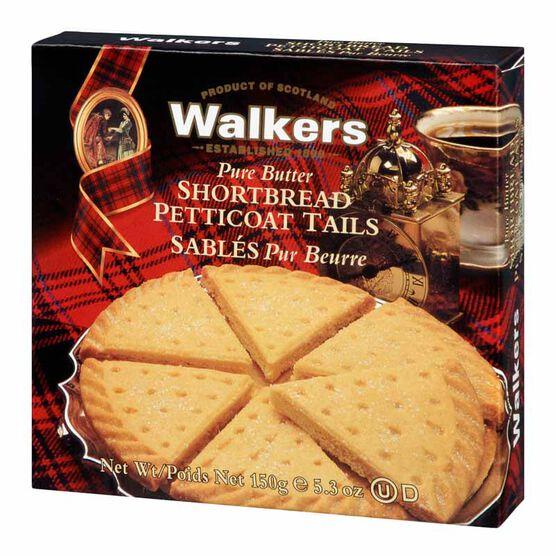 Walkers Shortbread - Petticoat Tails - 150g